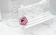 Головка розы. сирень, фото 1