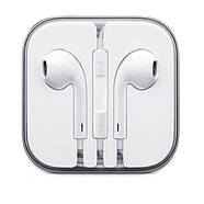 Наушники Apple EarPods Lightning Copy White, фото 3
