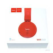 Наушники Hoco W16 Cool motion bluetooth headphones Red, фото 2