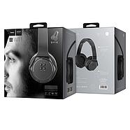 Наушники Hoco W11 listen headphone Black, фото 2