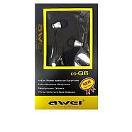 Наушники Awei ES-Q6 Silver, фото 2