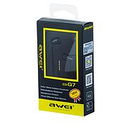 Наушники Awei ES-Q7 Black, фото 2