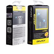 Наушники Awei ES-Q2 Blue, фото 2
