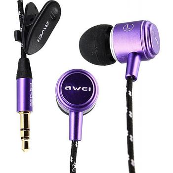 Наушники Awei Q35 Violet