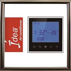 Настенный проводной пульт-термостат IDEA TP201AL