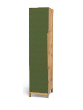 Шафа-пенал Art-In-Head АШ-16 SWAN балі зелений