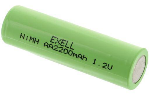 Аккумулятор ART 14500 1,2v 2200mah. Аккумулятор AA High Copy. 1 шт.