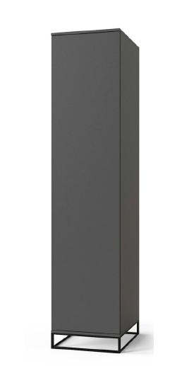 Шафа-пенал Art-In-Head АШ-18 Ascet графіт