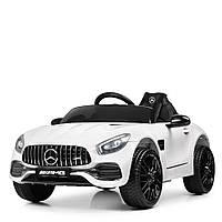 Детский электромобиль Mercedes Benz M 4062EBLR-1 белый