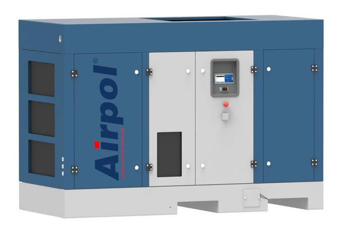Компрессор винтовой Airpol PRT 30  (0,75 МПа, 5,33 м.куб/мин) с осушителем и преобразователем частоты, фото 2