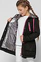 Яркая модная куртка парка весна-осень для девочек 8297 тм X-Woyz размеры 122-164, фото 5