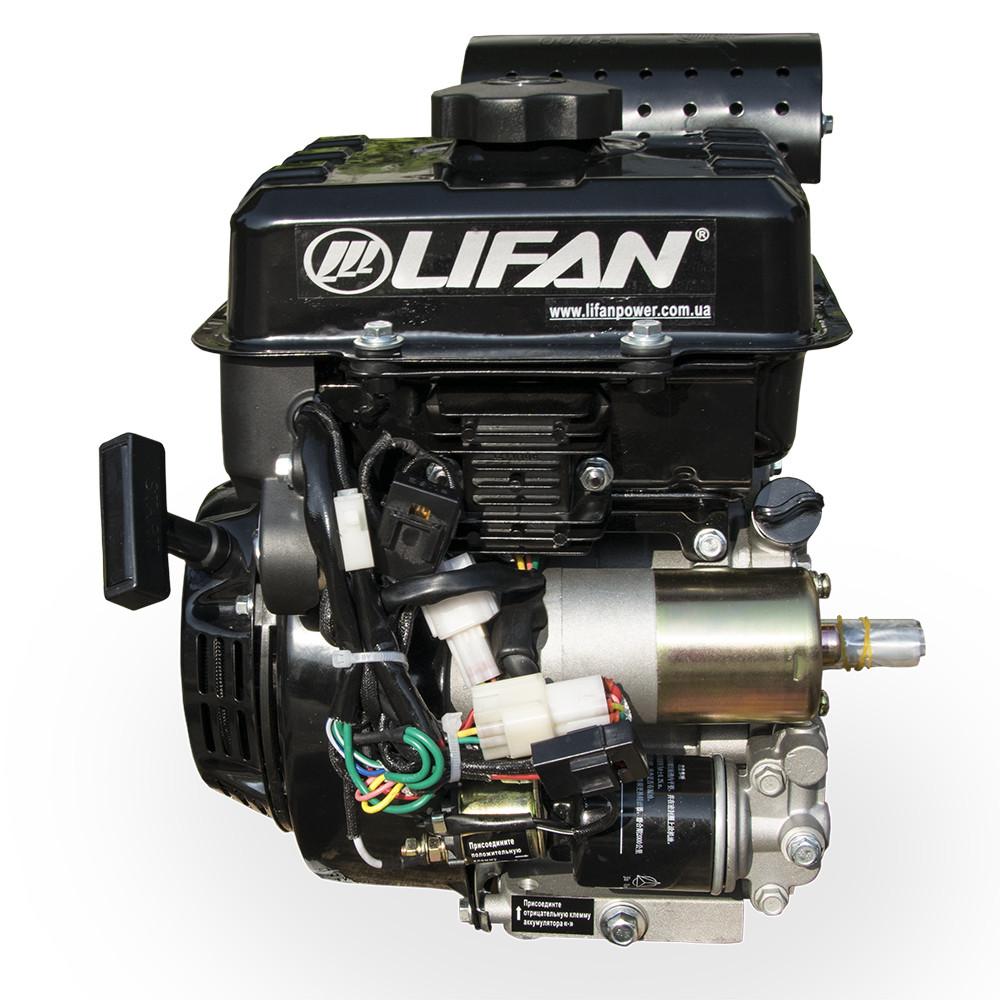 Высокооборотистый двигатель LIFAN GS212E (13 л.с. серия SPORT)