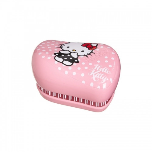 Гребінець Tangle Teezer Compact Styler Collectables Hello Kitty Pink