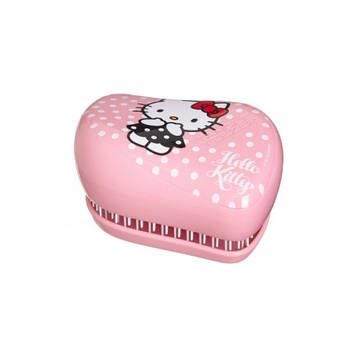 Расческа Tangle Teezer Compact Styler Collectables Hello Kitty Pink