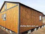 Дачный,садовый,каркасный домик под ключ. Реальные фото., фото 3