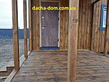 Дачный,садовый,каркасный домик под ключ. Реальные фото., фото 8
