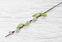 Ветка лозы искусственной серой 31 см
