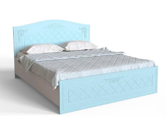 Ліжко Art-In-Head Amelie Н-236 блакитна лагуна