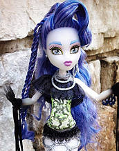 Кукла Monster High Сирена Вон Бу (Sirena von Boo) Слияние монстров Монстер Хай Школа монстров