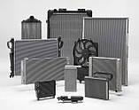 Радиатор печки Nissens, отопитель двигателя Ниссенс заменить, фото 3