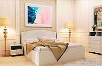 Ліжко Art-In-Head Amelie Н-237 білий супермат