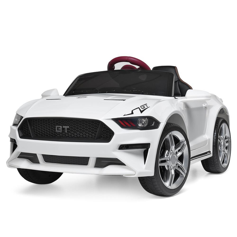 Детский электромобиль Ford Mustang M 3632EBLR-1 белый