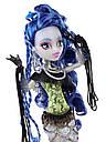 Кукла Monster High Сирена Вон Бу (Sirena von Boo) из серии Freaky Fusion Монстр Хай, фото 2