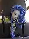 Кукла Monster High Сирена Вон Бу (Sirena von Boo) из серии Freaky Fusion Монстр Хай, фото 7