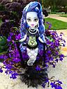 Кукла Monster High Сирена Вон Бу (Sirena von Boo) из серии Freaky Fusion Монстр Хай, фото 9