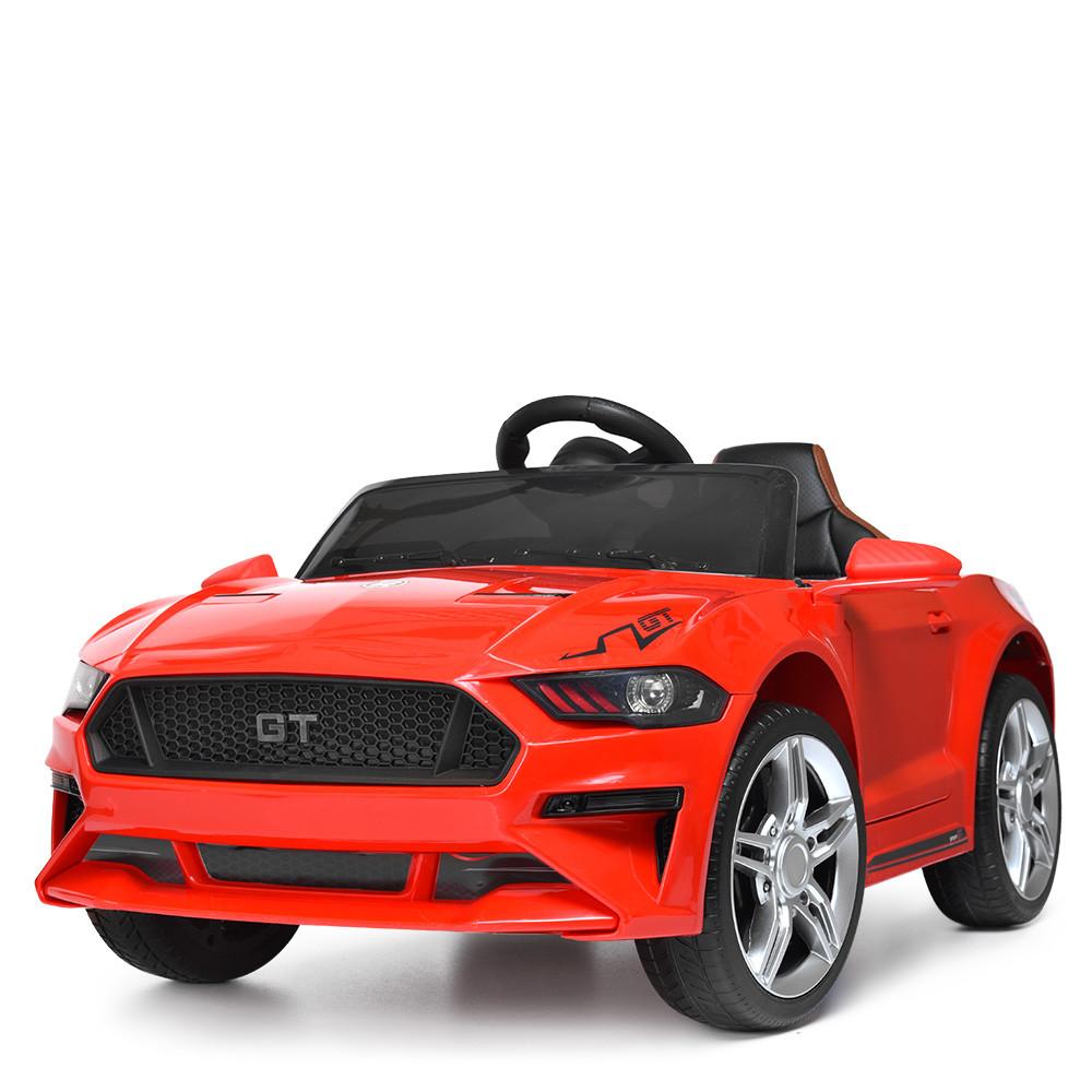Детский электромобиль Ford Mustang M 3632EBLR-3 красный