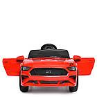 Детский электромобиль Ford Mustang M 3632EBLR-3 красный, фото 3