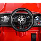 Детский электромобиль Ford Mustang M 3632EBLR-3 красный, фото 6