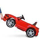 Детский электромобиль Ford Mustang M 3632EBLR-3 красный, фото 5