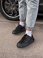 Женские Кроссовки Nike Air Force 1 Jester XX Black Черные Найк