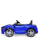 Детский электромобиль Ford Mustang M 3632EBLR-4 синий, фото 3