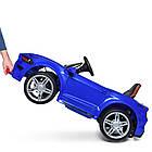 Детский электромобиль Ford Mustang M 3632EBLR-4 синий, фото 4