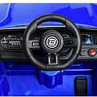 Детский электромобиль Ford Mustang M 3632EBLR-4 синий, фото 5