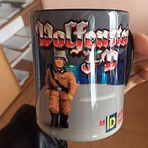"Кружка ""Wolfenstein 3D"", 310мл, фото 2"