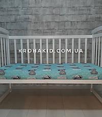 Набор детского постельного белья в кроватку - 9 предметов / Бортики в кроватку / Защита в манеж, фото 3