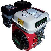 Двигатель бензиновый FAVORITE 200-1M  (6,5 л.с., ручной стартер, шпонка Ø19мм, L=58мм) + доставка