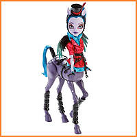 Кукла Monster High Авиа Троттер (Avia Trotter) из серии Freaky Fusion Монстр Хай