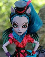 Кукла Monster High Авиа Троттер (Avia Trotter) Слияние монстров Монстер Хай Школа монстров