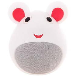 Bluetooth колонка для детей Мышка iCutes, белая