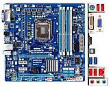 Материнская плата Gigabyte GA-H67MA-USB3-B3 (s1155, Intel H67) Б/У, фото 2