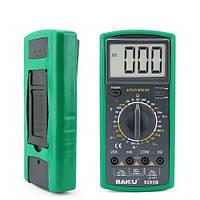 Цифровий тестер мультиметр BAKU BK-9205B