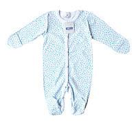 Человечек трикотажний для новорожденного ребенка / Чоловічок для новонароджених