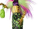 Кукла Monster High Кловенус Clawvenus из серии Freaky Fusion Монстр Хай, фото 4