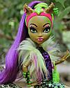 Кукла Monster High Кловенус Clawvenus из серии Freaky Fusion Монстр Хай, фото 6