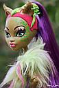 Кукла Monster High Кловенус Clawvenus из серии Freaky Fusion Монстр Хай, фото 7