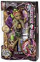 Кукла Monster High Кловенус Clawvenus из серии Freaky Fusion Монстр Хай, фото 10